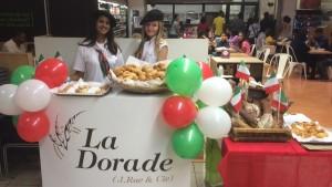 La Dorade celebrates La Fête du Pain (bread festival) around the island