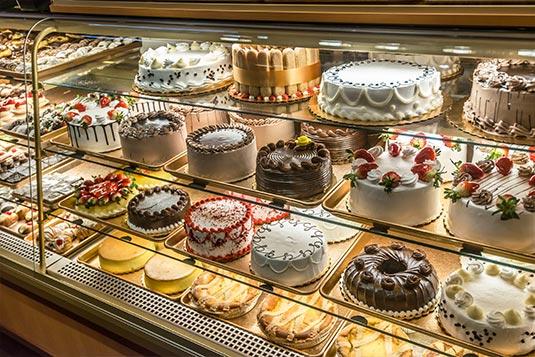 La Dorade Favourite cakes